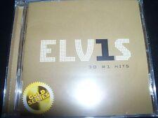 Elvis Presley 30 #1 Number One Hits Best Of (Australia) (Gold Series) CD – New