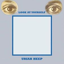 Uriah Heep - Look At Yourself NEW CD
