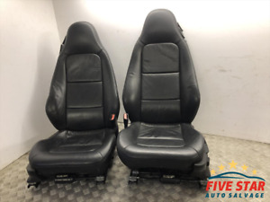 2000 BMW Z3 Roadster Convertible Set Of Leather Electric Seats