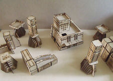 Tomb city - scenery terrain warhammer Necron wargame Infinity wargaming building