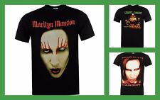 New Official Marilyn Manson T Shirt Mens Official Mens New sizes from S-M-L-XL