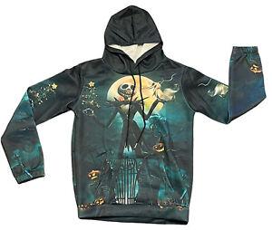 NEW CZL Unisex 3D Printed The Nightmare Before Christmas Hoodie Sweatshirt Large