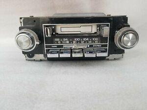 1979 - 1987 Chevrolet GMC Truck AM/FM Cassette Radio Pontiac Buick Oldsmobile