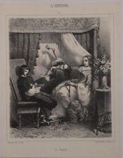 Lithographie de Valentin, Un Roman