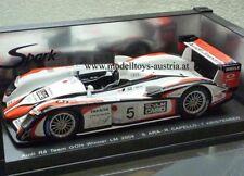 Audi R8 2004 Le Mans Sieger KRISTENSEN / ARA / CAPELLO 1:18 Spark