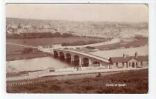 More details for banff bridge railway station: banffshire postcard (c54887)