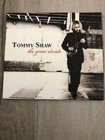 Tommy Shaw THE GREAT DIVIDE 2011 CD  STYX