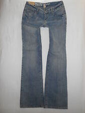 WOMENS MOSSIMO BOOT CUT JEANS SIZE 7R FIT 6  28X31.5  NEW WITH TAGS