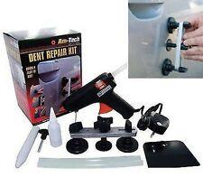Coche Dent Kit de reparación de carrocería Panel Dent Puller removedor de herramienta de eliminación de Kit