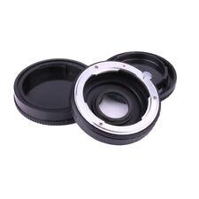 glass Nikon F AI Lens to Sony Alpha Minolta AF MA adapter infinity focus + CAPS