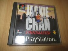 Jackie Chan: Stuntmaster, Sony Playstation 1   pal