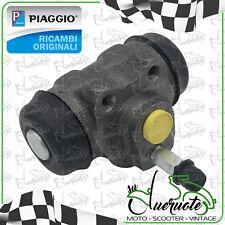 CILINDRETTO FRENO POSTERIORE PER APE MP P501 601 CAR P2 P3 220 PIAGGIO ORIGINALE