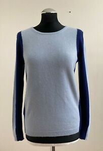 PURE COLLECTION 100% CASHMERE WOMEN'S JUMPER TOP SIZE UK 10