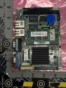 AMD/GEODE ALXD800EEXJ2VD Motherboard 500MHz/128K w/ Transcend DDR *WARRANTY*