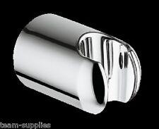Grohe Relexa Plus Wall Hand Shower Holder Bracket Chrome 28605 000 - LOOSE