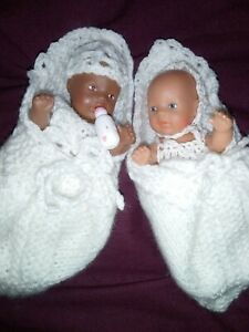 Mini Baby Born - Zapf Creation - Vintage 90s