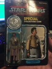 starwars the power of the force Special Collectors Coin lando calrissian