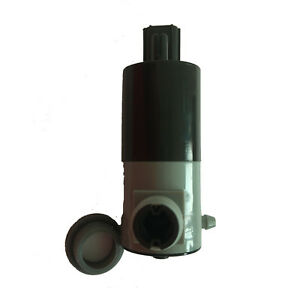 Windshield Washer Pump Fit Ford Fiesta Lincoln MKS Dodge Chrysler 174169 86736