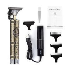 Tondeuse Homme Cheveux Barbe / Hair Clipper / Sabots / Chargeur / Bouddha / 00mm