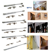 Gas Spring Strut Stay Cabinet Door Hinge Soft Open Soft Close Pneumatic Support