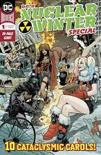 DC's Nuclear Winter Special #1  DC Comic Book 2018 80 Page Giant NM