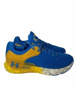 NEW Under Armour Hovr Apex 2 UCLA Sneakers Mens Shoes Size 8.5