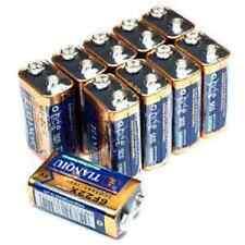 50 × 9V 6F22 TIANQIU Zinc Carbon Primary Battery Brand New Factory Direct Bulk