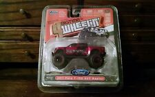 Jada 1:64 BIG TIME 4WHEELIN' 2011 Ford F-150 SVT Raptor NIP 2013/WAVE7