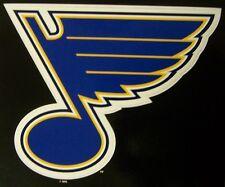 Window Bumper Sticker NHL Hockey St Saint Louis Blues NEW