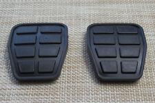 2x Kupplung Bremse Pedalgummi Pedalbelag für VW Polo Passat Transporter T4