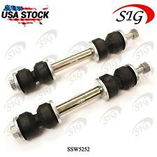 2pc JPN New Front Sway Bar Suspension Stabilizer Link Kit for Pontiac Vehicles