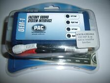 PAC AOEM-GM1416A Add Amp Interface GM Select Vehicles Car Audio Adapters