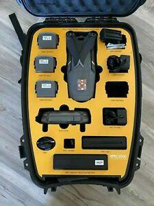 DJI Mavic 2 Pro Kit - HPRC 3500 Backpack and more