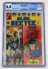 Blue Beetle #2 CGC 6.0 August 1967 Charlton Comics