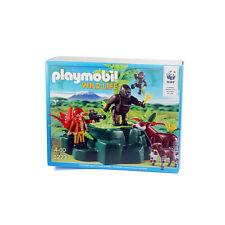Playmobil 5273 Zoologa con Okapis y Gorilas ¡Oferta!