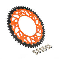 CNC Sprocket For KTM EXC125 200 250 300 350 380 400 450 520 525 530 LC4 640 SMC