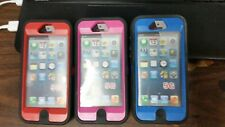 For Apple iPhone 5/5S Snap-On Hard Case Phone Skin Cover Accessory X10 lot