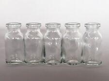 (100) 10mL Glass Vials OPEN TOP NO CLOSURES