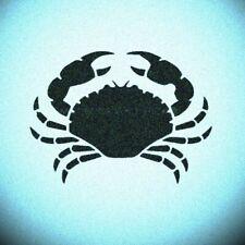 King Crab Stencil Nautical Crabs Stencils