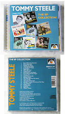 TOMMY STEELE The EP Collection .. 23 Tracks 1992 See For Miles CD TOP