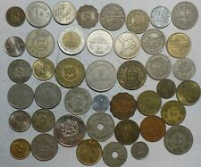 Set of 43 Arab Coins - many countries! (L-71)