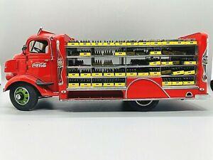 Danbury Mint 1938 Coca Cola Delivery Truck 1:24 No Box For Parts Use