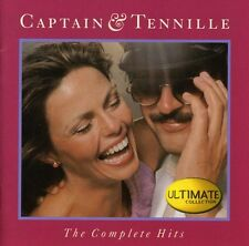 Ultimate Collection - Captain & Tennille (2001, CD NIEUW)