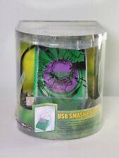 Hulk USB Smash Button Computer Gadget Marvel Screen Effect Toy New Interactive