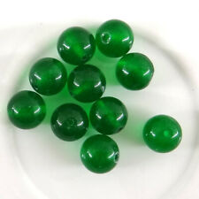 10 perles de 8 mm en jade de malaisie-vtp0114
