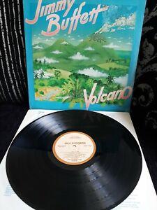 "Jimmy Buffett – Volcano Vinyl 12"" LP Gate Fold Album MCA 5102 1979"