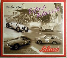 Schuco 05210: Eifel Klassik, Piccolo-Set mit 4 Oldtimern, limitiert, NEU & OVP