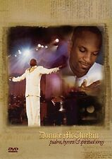 Donnie McClurkin - Psalms, Hymns & Spiritual Songs - New factory Sealed DVD