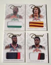 Panini 2012-13 Season Piece of Authentic Basketball Trading Cards