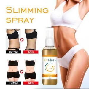 10ml_Herbal Fat Loss Spray Slimming Spray Lose Weight Fast Slimming Spray Lazy